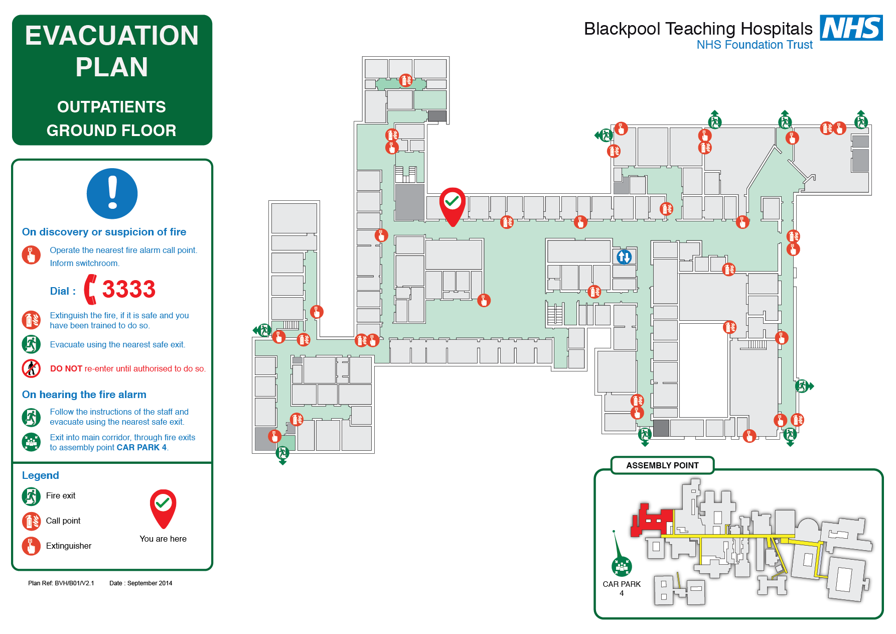 Evacuation Plans For Healthcare Silverbear Design