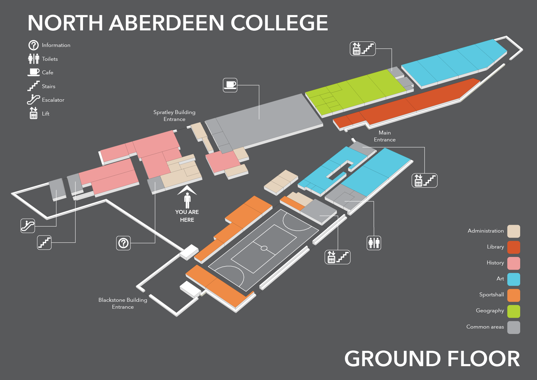 North Aberdeen College Plan